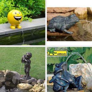Vízköpő szobrok