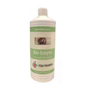 Koi enzim bakteriális fertőzések ellen