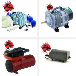 Kompresszorok és légpumpák