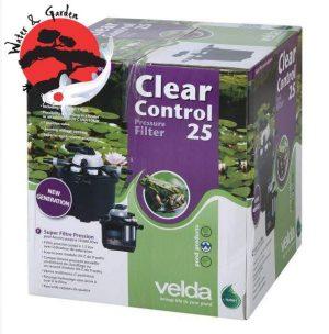 Velda Clear Control 25 szűrő szett