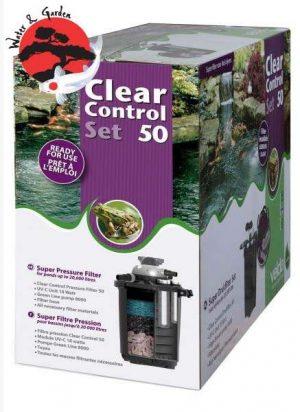 Velda Clear Control 50 szűrő szett