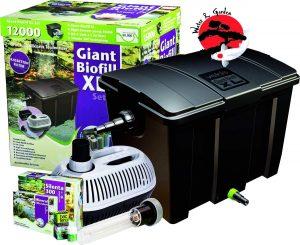 Velda Giant Biofill XL Set gravitációs szűrő szett