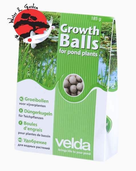 Velda Growth Balls tavi növény tápgolyók