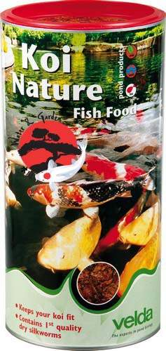 Velda Koi Nature Pond Food