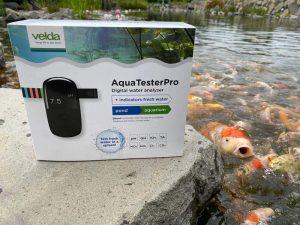 Velda AquatesterPro digitális vízteszt telefonos applikációval